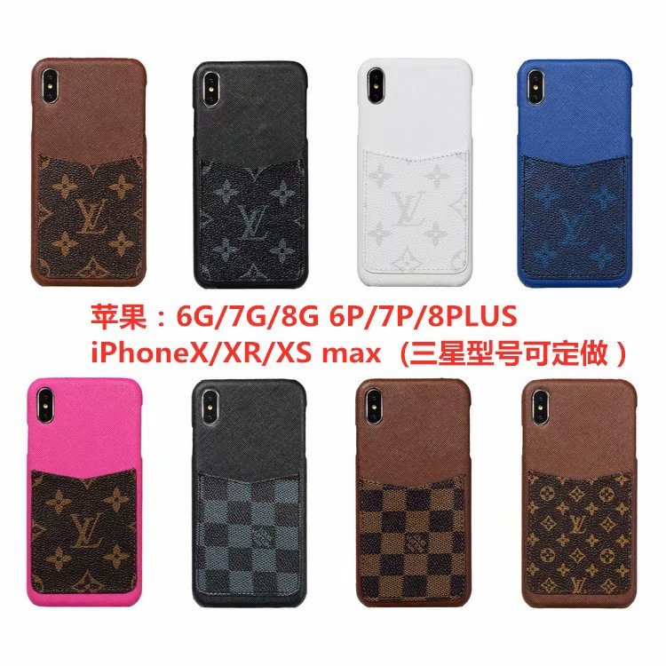Wallet Case for iPhone X XS XR XS MAX 6 6S 7 8 Plus