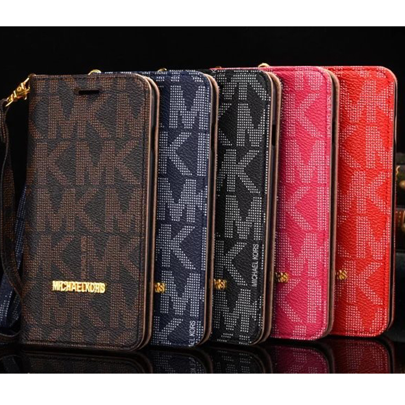 MK Wallet Case for iPhone X XS XR XS MAX 6 6S 7 8 Plus Samsung Galaxy S6 S7 edge S8 S9 Plus Note 8 9